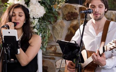Brendan & Sabrina – Wedding Acoustic Duo Melbourne