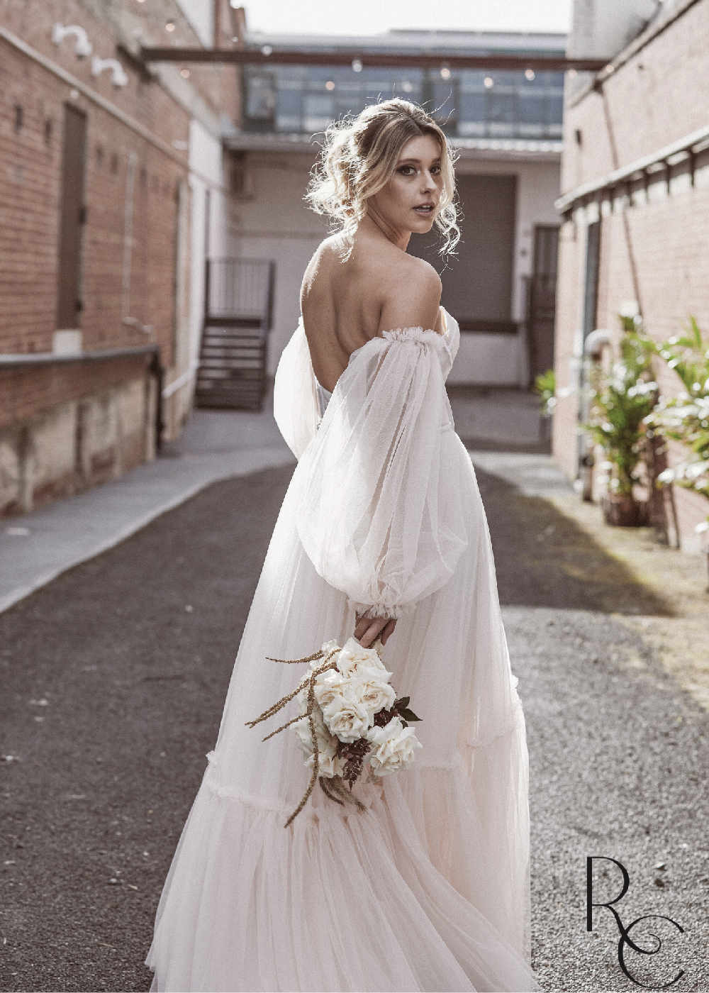 Melbourne Bridal Couture -Natalia by Atelier Wu