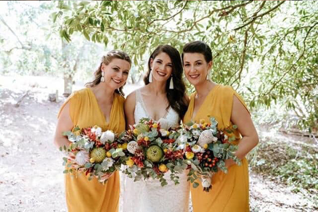 Melbourne Wedding Group - Florists - Wandin Florist - Yarra Valley Flowers