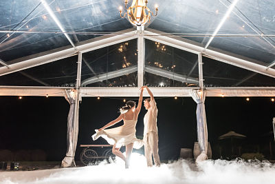 wedding dry ice melbourne
