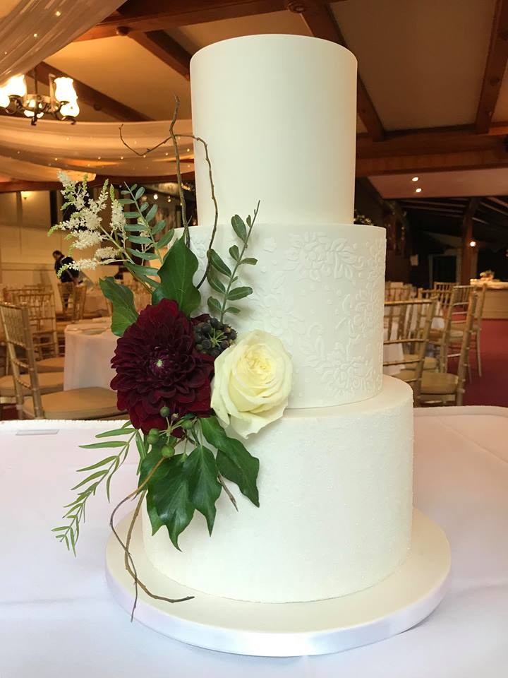 Cake Design Melbourne Weddings