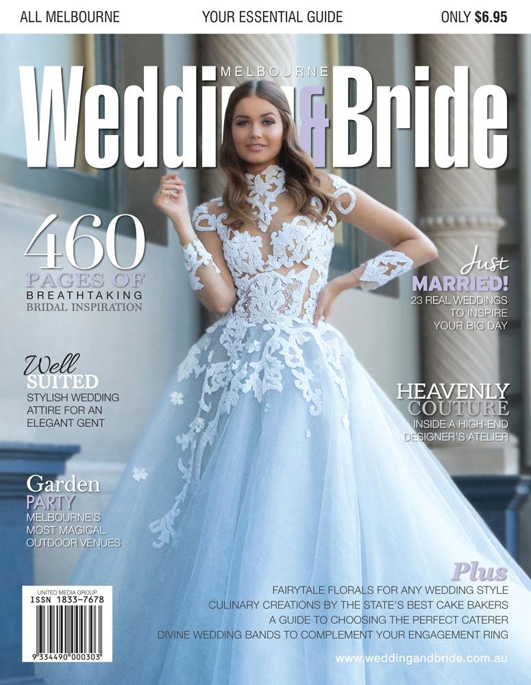 Wedding Services Melbourne - Media Partner - Melbourne Wedding & Bride Magazine