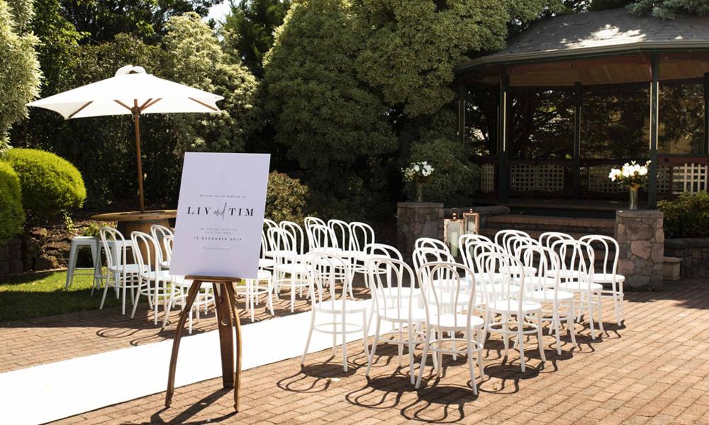 Wedding Services Melbourne - Wedding Venues - Witchmount Estate Wedding Venue